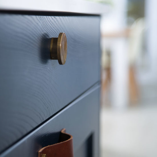 leather kitchen cabinet handles
