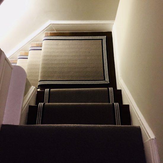 bespoke stair runner
