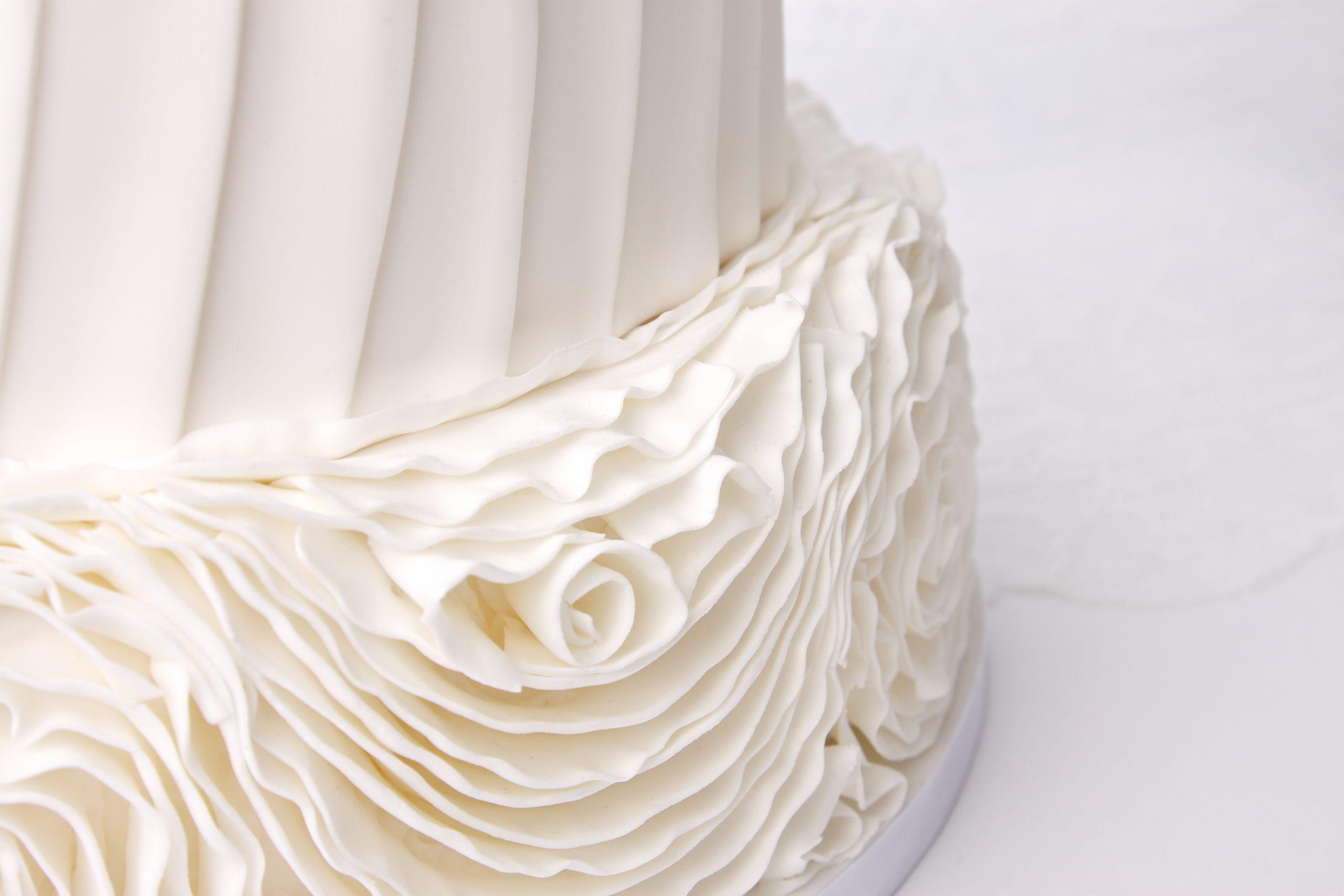 cake photography close up